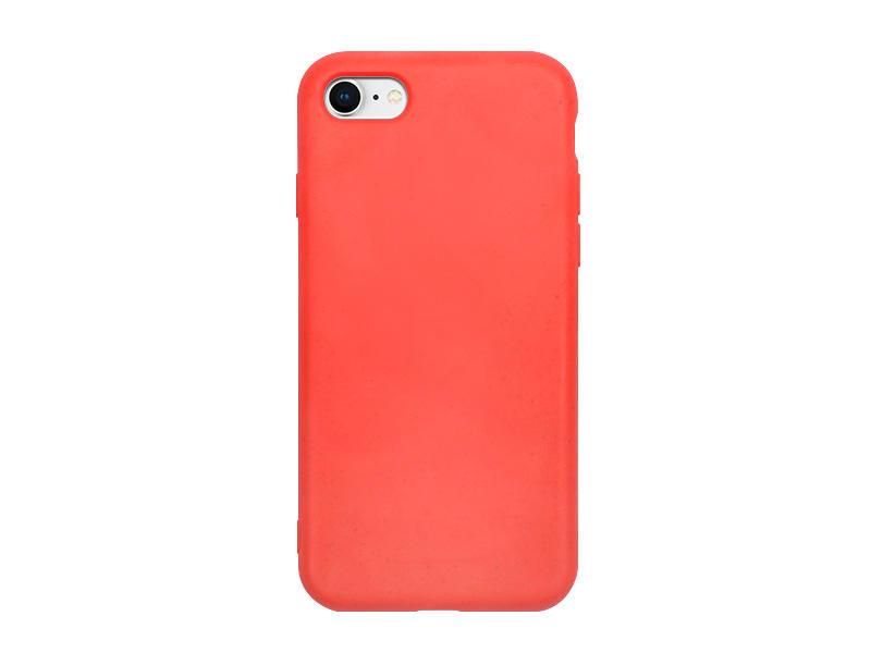 Apple iPhone 8 – etui na telefon Forever Bioio – czerwony