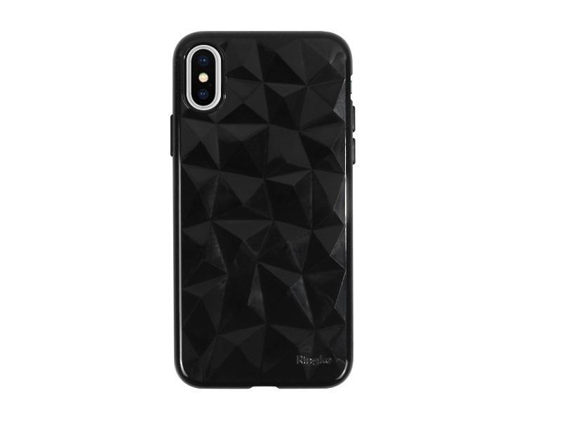 Apple iPhone XS – etui na telefon Ringke Air Prism – czarny