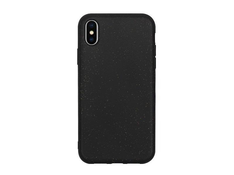 Apple iPhone XS Max – etui na telefon Forever Bioio – czarny