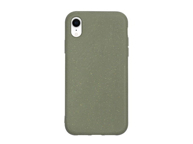 Apple iPhone XR – etui na telefon Forever Bioio – zielony