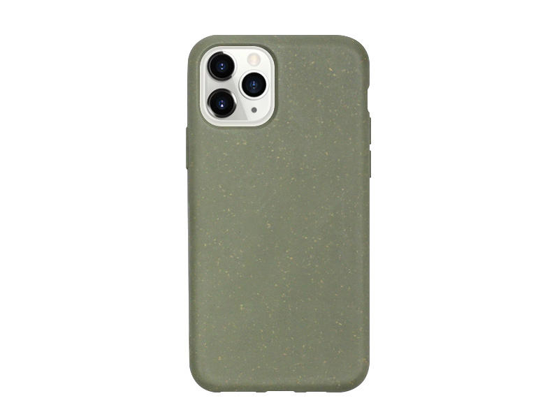 Apple iPhone 11 Pro – etui na telefon Forever Bioio – zielony