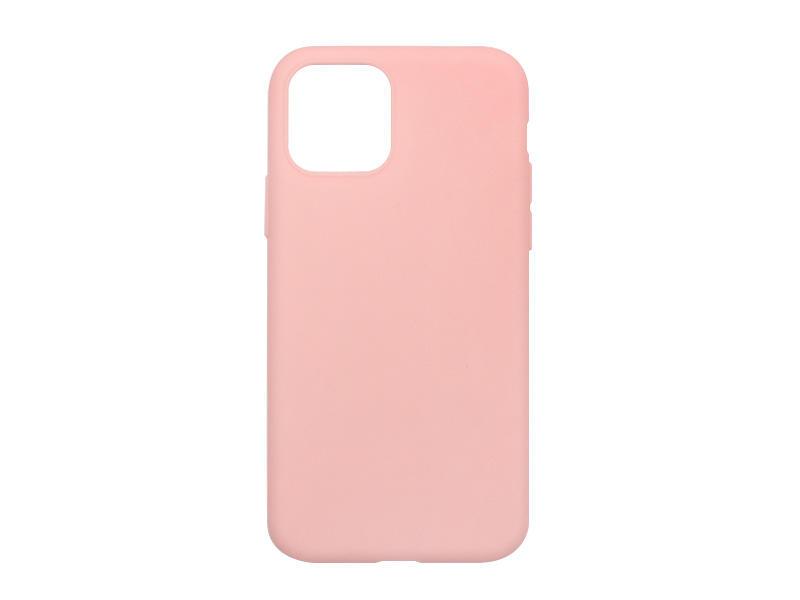 Apple iPhone 11 Pro – etui na telefon Soft Flex – różowy