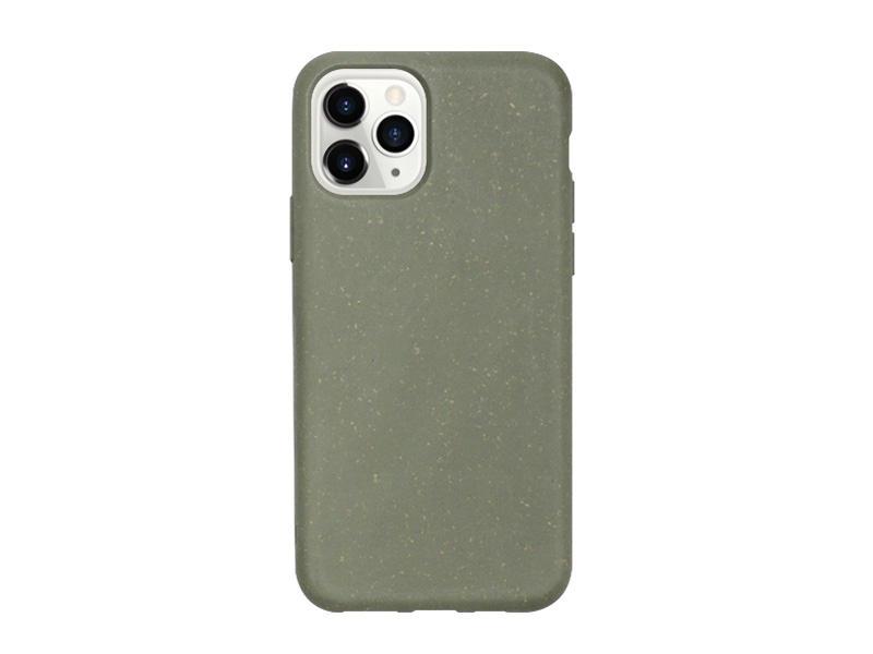 Apple iPhone 11 Pro Max – etui na telefon Forever Bioio – zielony
