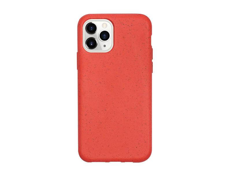 Apple iPhone 11 Pro Max – etui na telefon Forever Bioio – czerwony