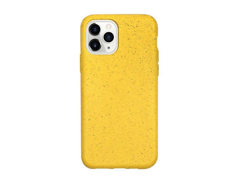 Apple iPhone 11 Pro Max – etui na telefon Forever Bioio – żółty
