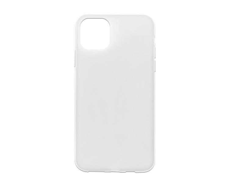 Apple iPhone 11 Pro Max – etui na telefon FLEXmat Case – biaÅ'y