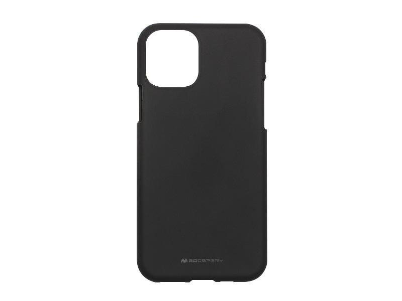 Apple iPhone 11 Pro Max – Mercury Goospery Soft Feeling – czarny