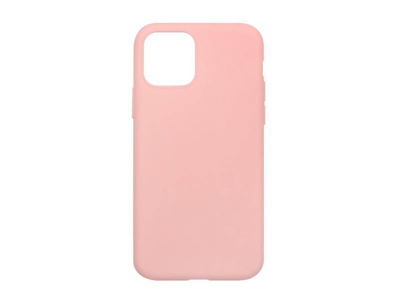 Apple iPhone 11 Pro max – etui na telefon Soft Flex – różowy