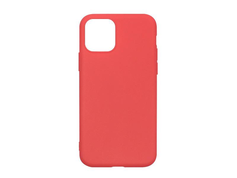 Apple iPhone 11 Pro max – etui na telefon Soft Flex – czerwony