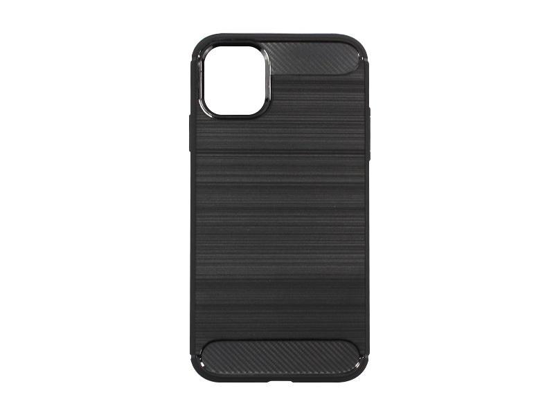 Apple iPhone 11 – etui na telefon Forcell Carbon – czarny