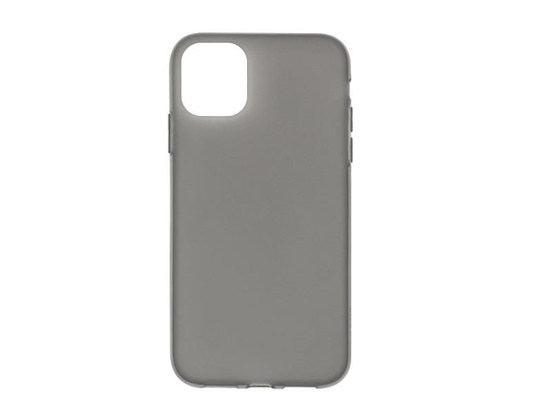 Apple iPhone 11 – etui na telefon FLEXmat Case – czarny