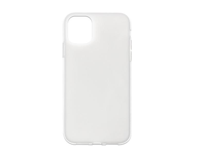 Apple iPhone 11 – etui na telefon FLEXmat Case – biały