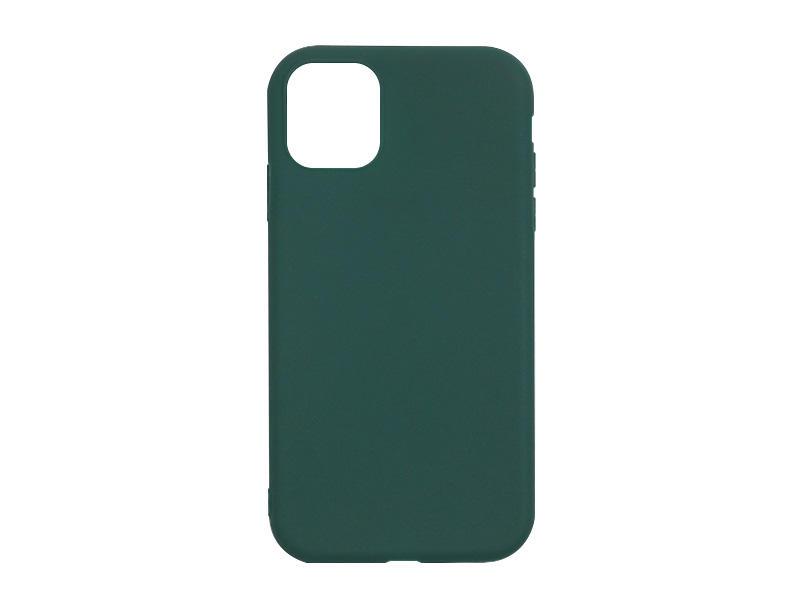 Apple iPhone 11 – etui na telefon Soft Flex – zielony