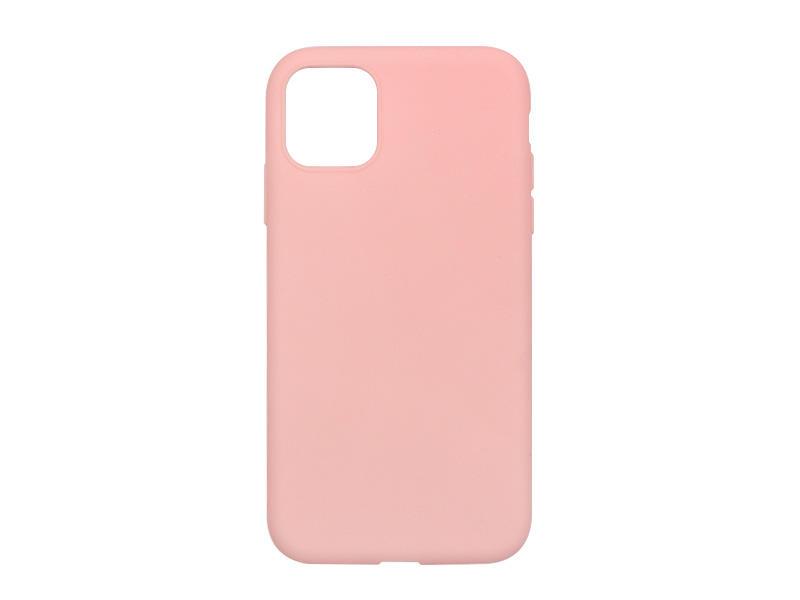 Apple iPhone 11 – etui na telefon Soft Flex – różowy