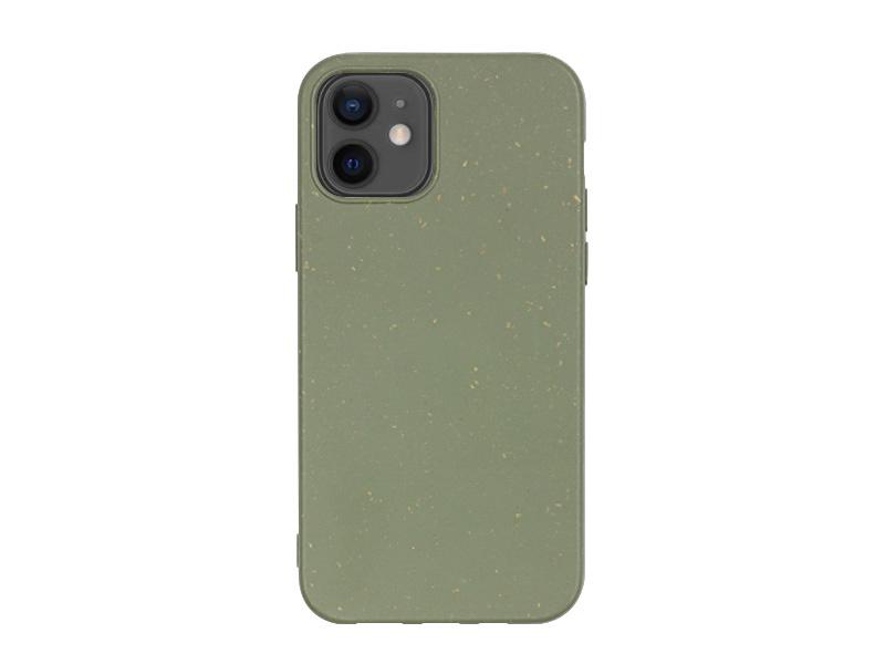 Apple iPhone 12 Mini – etui na telefon Forever Bioio – zielony