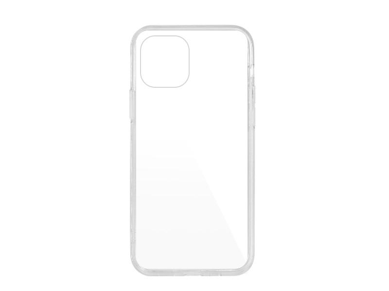 Apple iPhone 12 Mini – etui na telefon Crystal Cover – przezroczyste