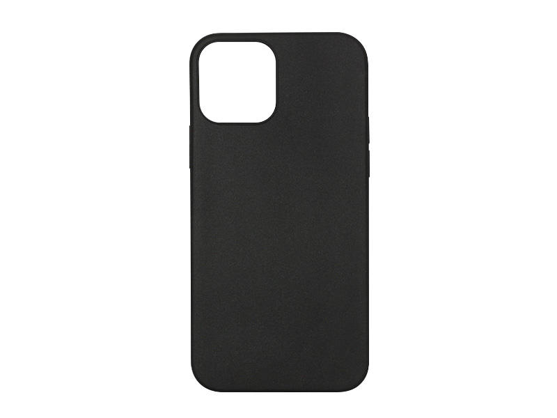 Apple iPhone 12 Mini – etui na telefon Soft Flex – czarny
