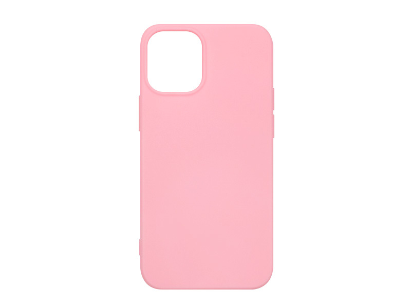 Apple iPhone 12 Mini – etui na telefon Soft Flex – różowy