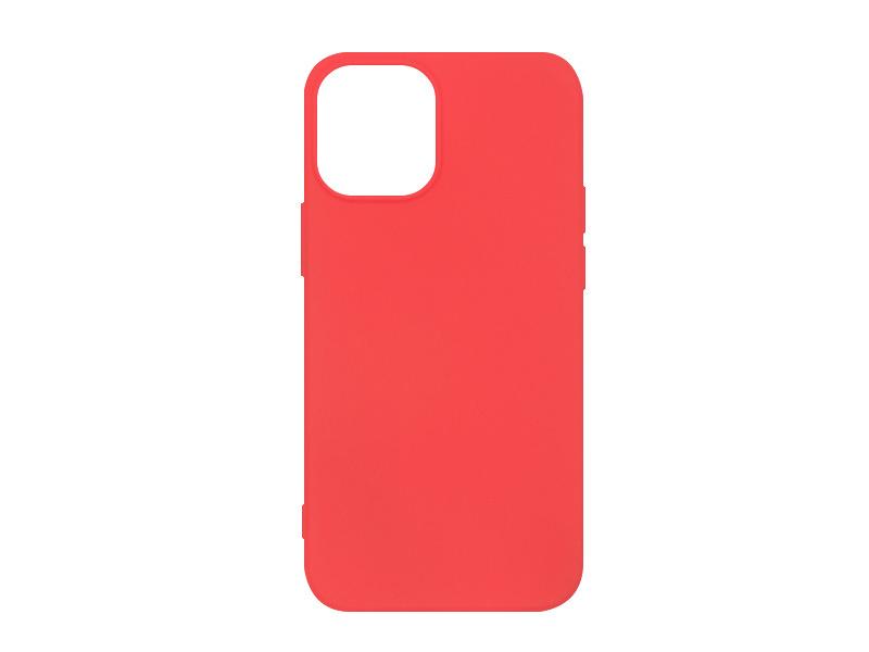Apple iPhone 12 Mini – etui na telefon Soft Flex – czerwony