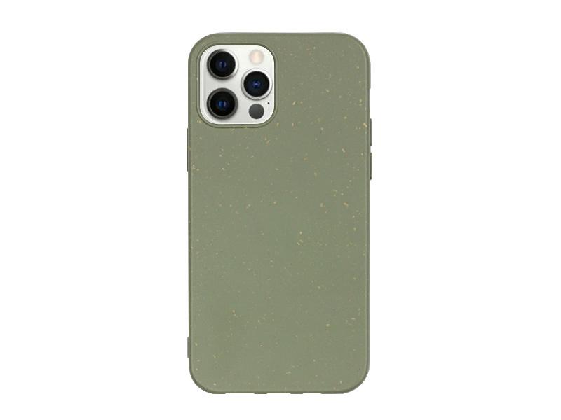 Apple iPhone 12 Pro – etui na telefon Forever Bioio – zielony