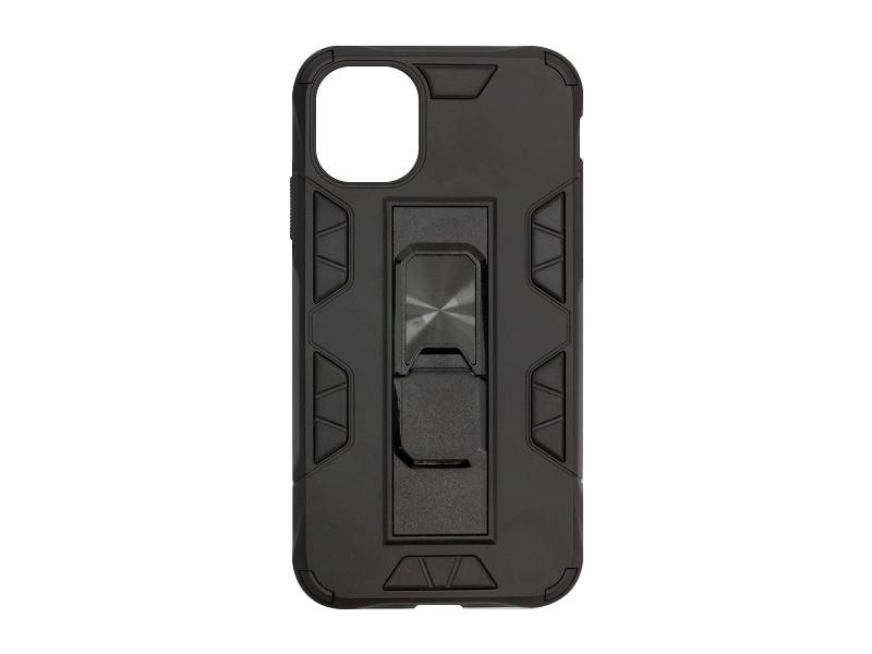 Apple iPhone 12 Pro – etui na telefon Forcell Defender – czarny