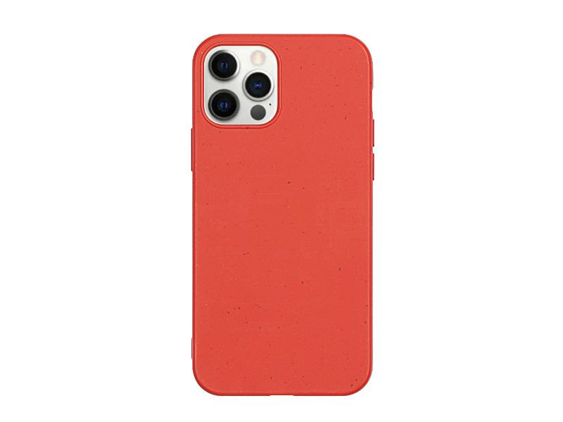 Apple iPhone 12 Pro Max – etui na telefon Forever Bioio – czerwony