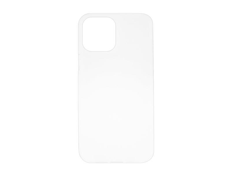 Apple iPhone 12 Pro Max – etui na telefon FLEXmat Case – biały