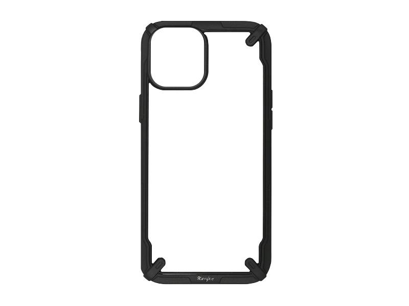 Apple iPhone 12 Pro Max – etui na telefon Ringke Fusion X – czarny