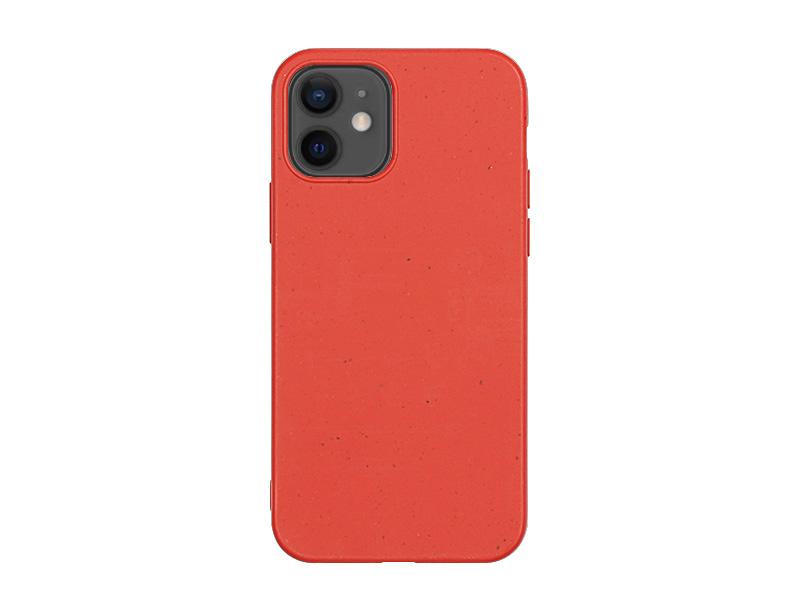 Apple iPhone 12 – etui na telefon Forever Bioio – czerwony