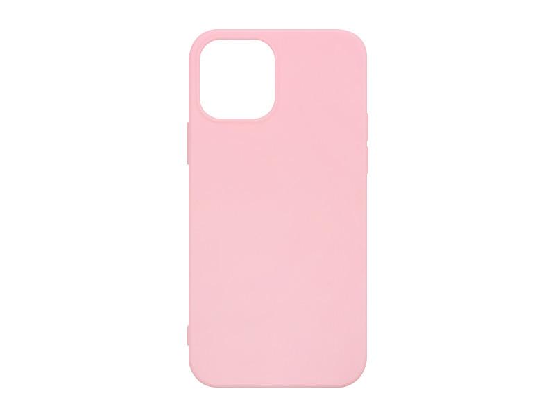 Apple iPhone 12 – etui na telefon Soft Flex – różowy