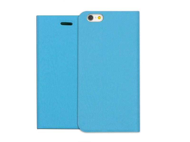 Apple iPhone 6 – etui na telefon Flex Book – niebieski