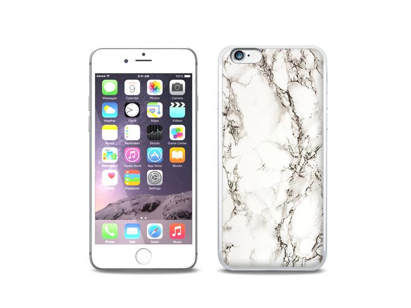 Apple iPhone 6 Plus – etui na telefon Fantastic Case – biaÅ'y marmur