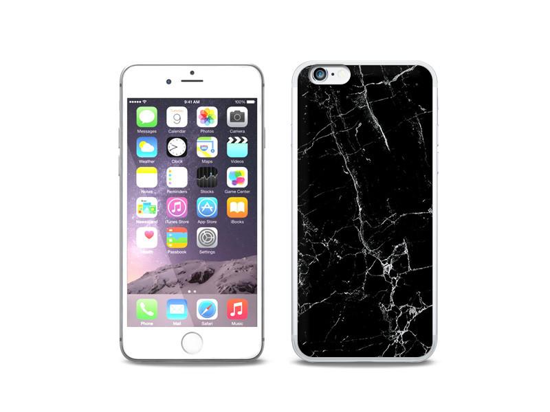 Apple iPhone 6 Plus – etui na telefon Fantastic Case – czarny marmur