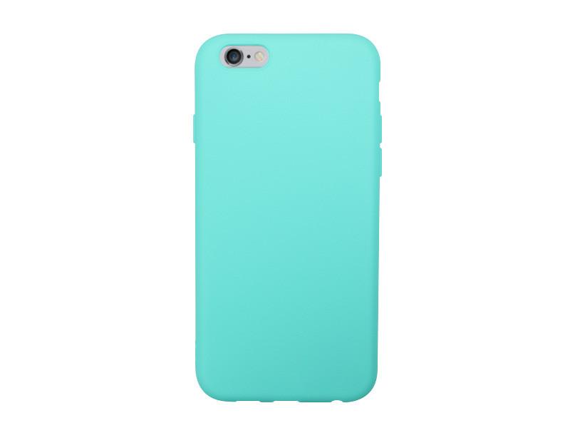 Apple iPhone 6s – etui na telefon Soft Flex – miętowy
