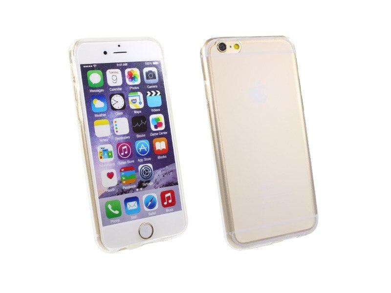 Apple iPhone 6s Plus – etui na telefon – biaÅ'y