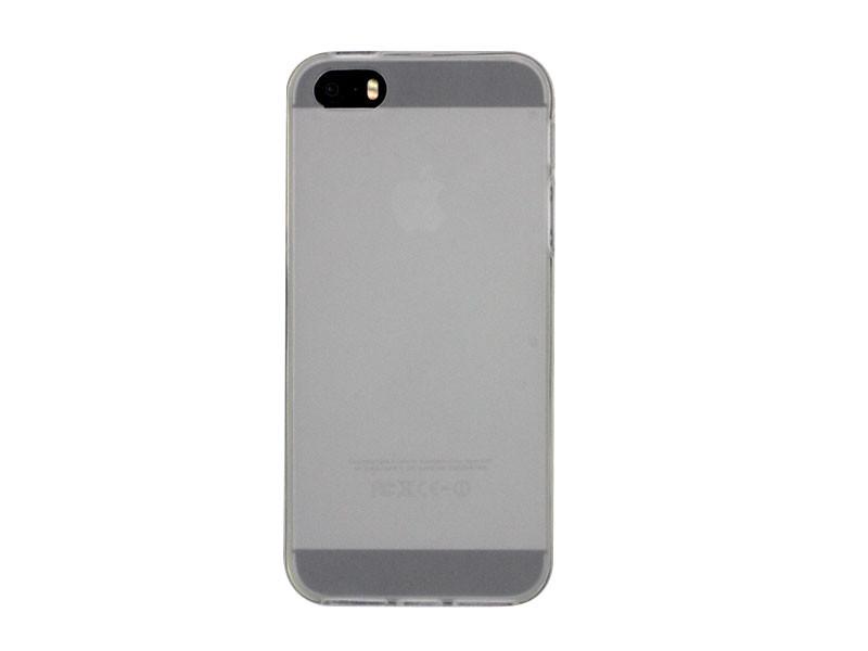 Apple iPhone 5SE – etui na telefon – biały