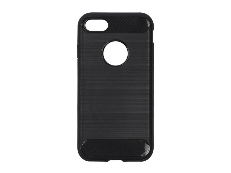 Apple iPhone 7 – etui na telefon Forcell Carbon – czarny