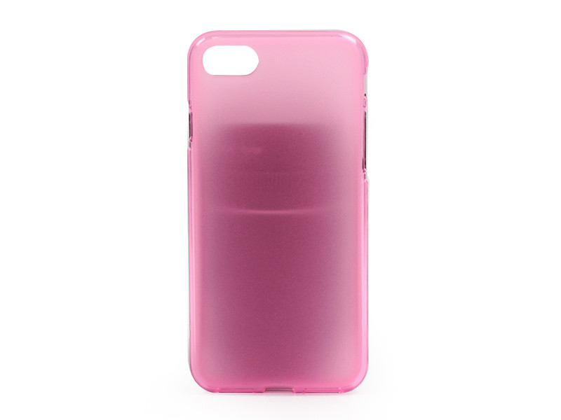 Apple iPhone 7 – etui na telefon FLEXmat Case – różowy
