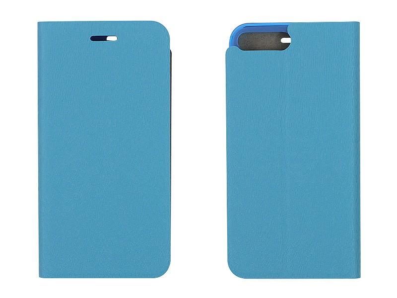 Apple iPhone 7 Plus – etui na telefon Flex Book – niebieski