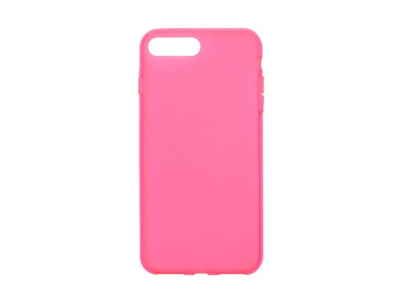Apple iPhone 8 Plus – etui na telefon FLEXmat Case – różowy