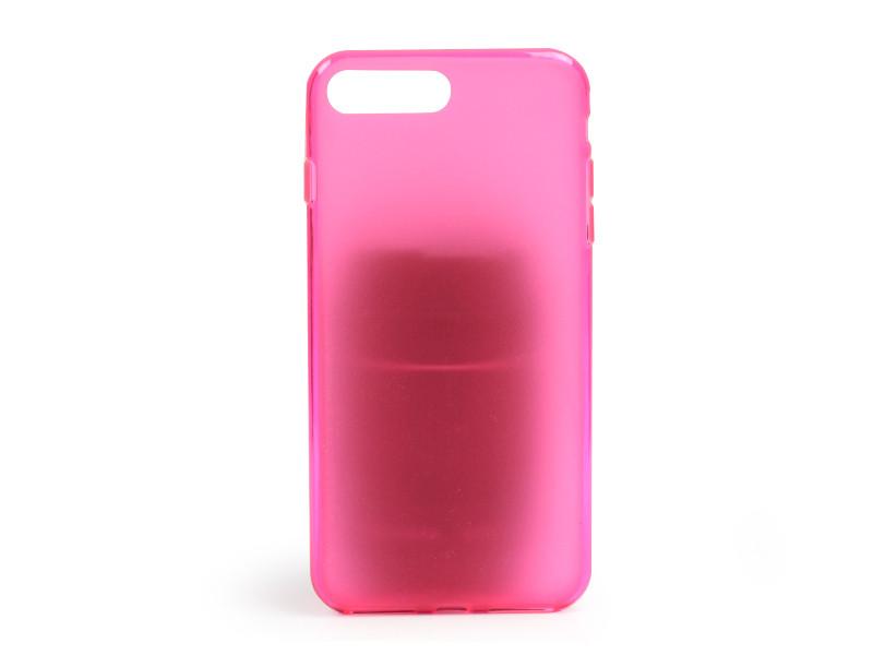 Apple iPhone 7 Plus – etui na telefon FLEXmat Case – różowy