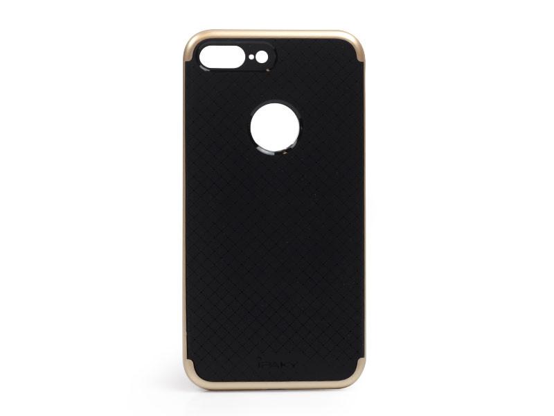 Apple iPhone 7 Plus – etui na telefon Ipaky – Złoty