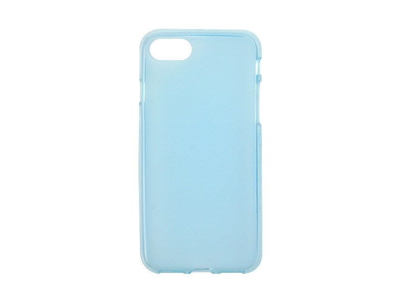 Apple iPhone 8 – etui na telefon FLEXmat Case – niebieski