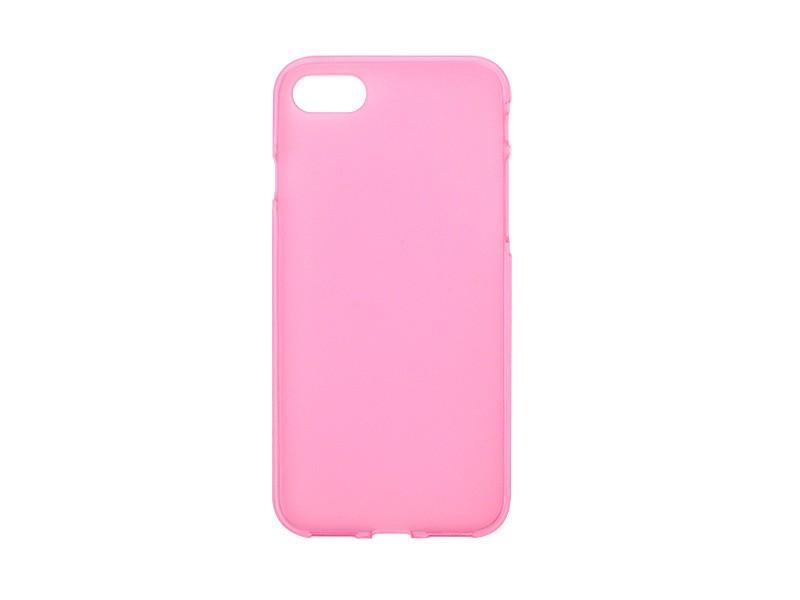 Apple iPhone 8 – etui na telefon FLEXmat Case – różowy