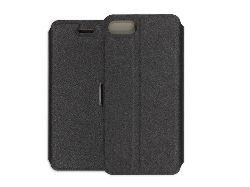 Apple iPhone 8 – etui na telefon Wallet Book – czarny