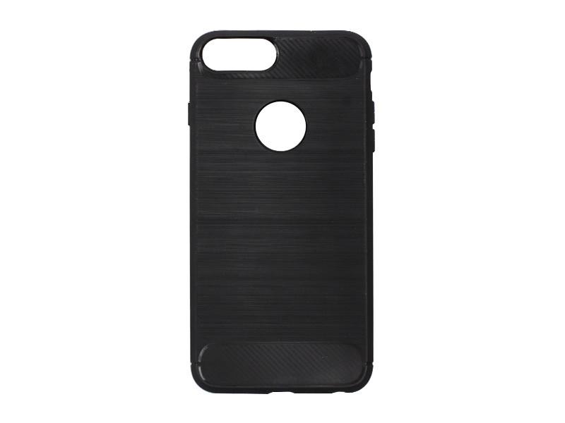 Apple iPhone 8 Plus – etui na telefon Forcell Carbon – czarny