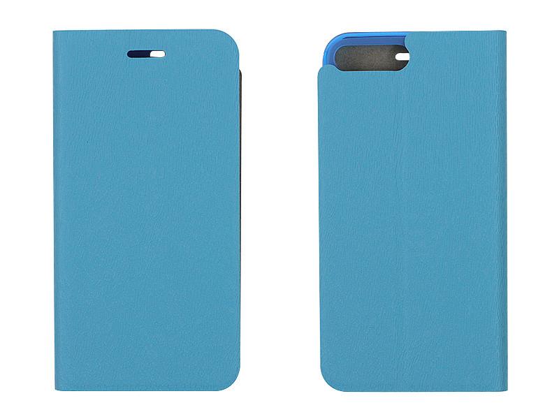 Apple iPhone 8 Plus – etui na telefon Flex Book – niebieski