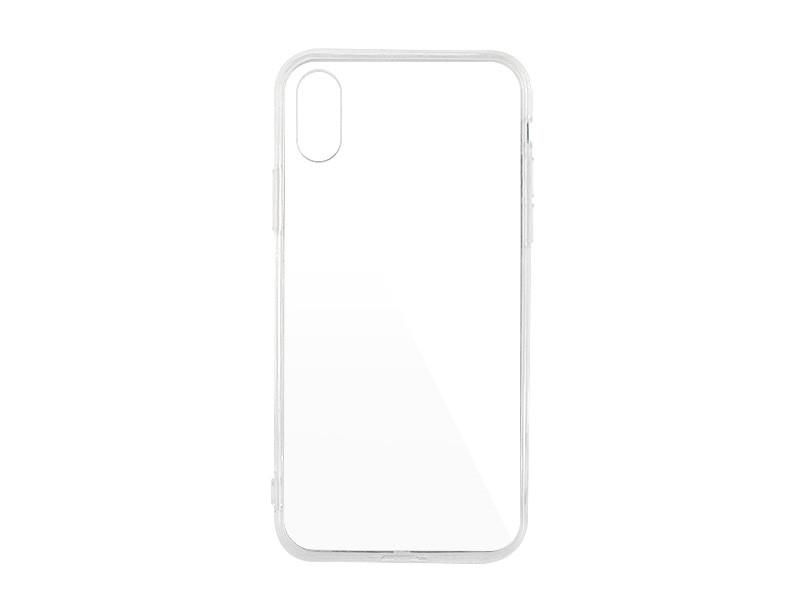 Apple iPhone X – etui na telefon Crystal Cover – przezroczyste