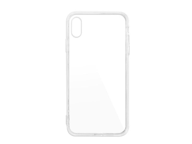 Apple iPhone XS Max – etui na telefon Crystal Cover – przezroczyste