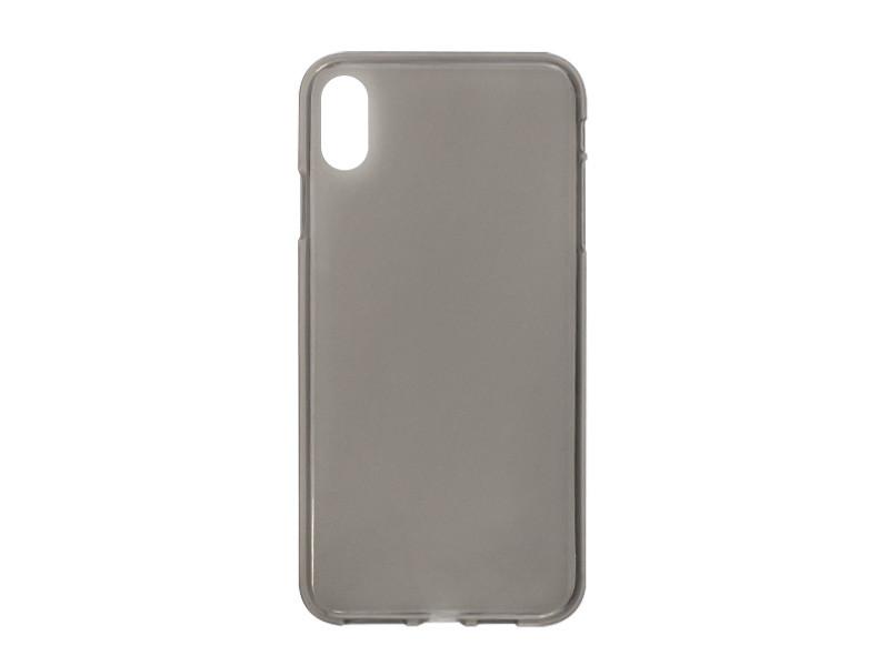 Apple iPhone XS Max – etui na telefon FLEXmat Case – czarny